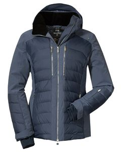 Down Jacket Maribor3 Blue Indigo