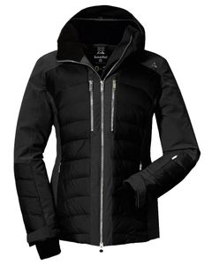 Down Jacket Maribor3 Black