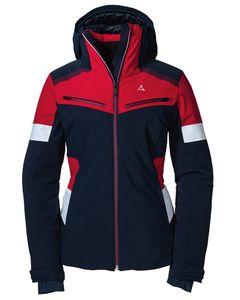 Ski Jacket Paznaun L Navy Blazer