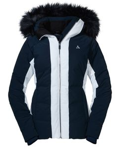 Down Jacket Maribor L Navy Blazer