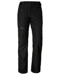 Ski Pants Corvara L Black