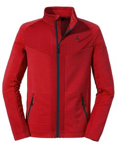 Fleece Jacket Filzmoos M High Risk Red