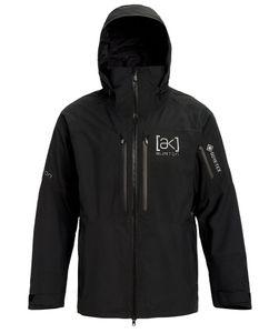 [ak] 2L GORE‑TEX Swash Jacket True Black