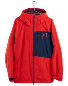 [ak] GORE‑TEX Cyclic Jacket Flame Scarlet/Dress Bl