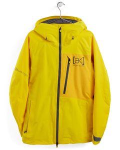 [ak] GORE‑TEX Cyclic Jacket Cyber Yellow/Spectra Y