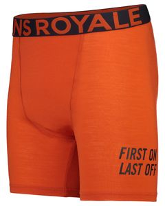 Hold 'em Boxer Orange Smash