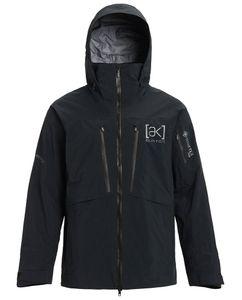 [ak] GORE‑TEX 3L Hover Jacket True Black