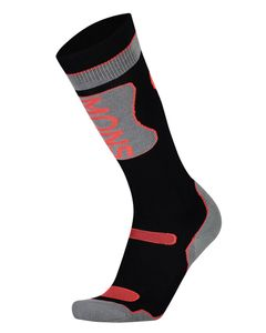 Pro Lite Tech Sock Black / Neon