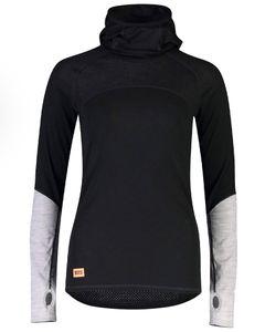 Bella Tech Flex Hood Black / Neon