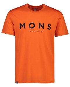 Icon T-Shirt Orange Smash