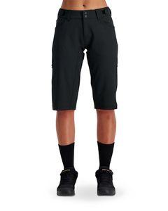 Momentum 2.0 Bike Shorts Black