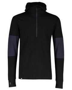 Alta Tech Zip Hood Black / 9 Iron