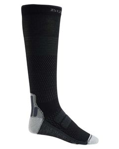 Performance + Ultralight Comp Sock True Black