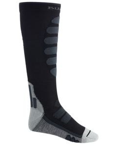 Performance + Lightweight Sock True Black