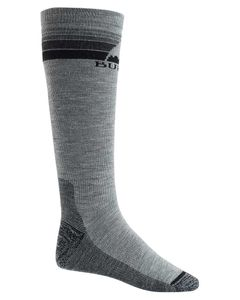 Emblem Midweight Sock Gray Heather