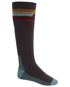 Midweight Emblem Sock Dark Slate
