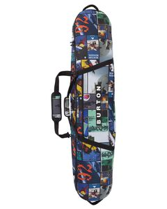 Gig Board Bag Catalog Collage Print