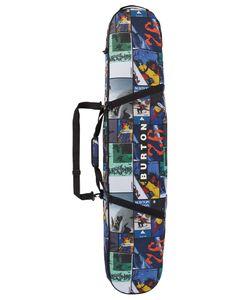 Space Sack Board Bag Catalog Collage Print