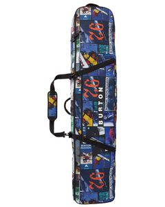 Wheelie Gig Board Bag Catalog Collage Print