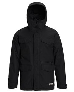 Covert Jacket True Black