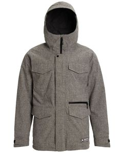 Covert Jacket Bog Heather