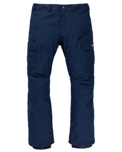 Cargo Pant - Regular Fit Dress Blue