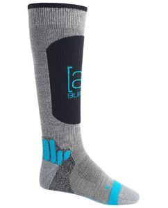 [ak] Endurance Sock Gray Heather