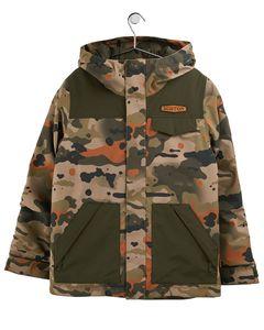 Boys' Dugout Jacket Kelp Birch Camo