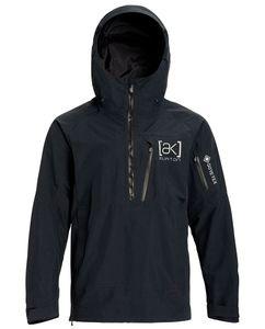 [ak] GORE‑TEX Velocity Anorak Jacket True Black