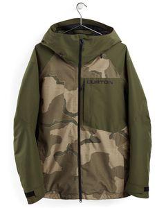 GORE‑TEX Radial Insulated Jacket Barren Camo/Keef