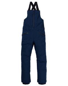 Reserve Bib Pant Dress Blue