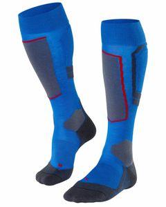 FALKE SK4 Wool cobalt blue