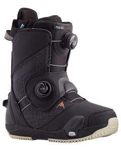 Felix Step On Black Snowboardstøvle