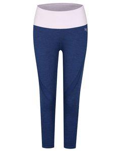 Trysil knee long tight, blue melange