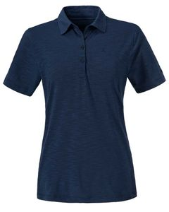 Polo Shirt Capri dress blues