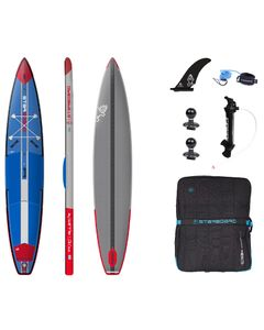 """All Star Airline Deluxe SC 12'6"""" X 27"""" X 6"""""""