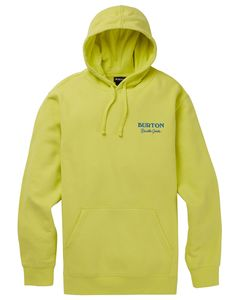 Durable Goods Pullover Hoodie Limeade