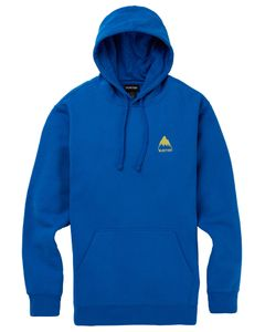 Mountain Pullover Hoodie Lapis Blue