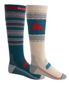 Performance Lightweight Sock 2-Pack Deep Teal