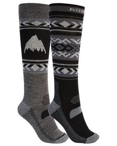 Wms Performance Lightweight Sock 2-Pack True Black
