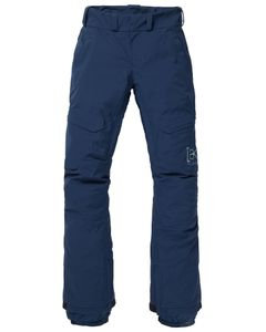 Wms [ak] GORE‑TEX Insulated Summit Pant Dress Blue
