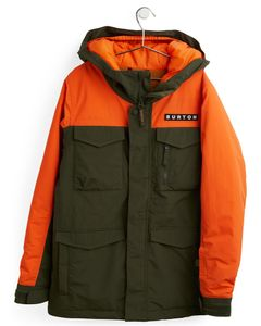 Boys' Covert Jacket Forest Night