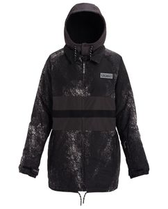 Women's Mossy Maze Jacket Lonewolf / Phantom