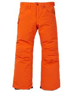 Boys' Barnstorm Pant Orangeade