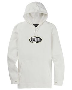 Crux Pullover Hoodie Stout White