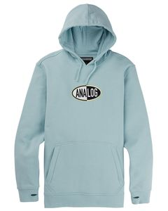 Crux Pullover Hoodie Ether Blue