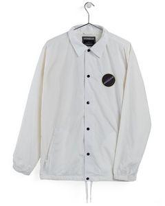 Sparkwave Jacket Stout White