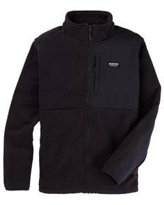 Hayrider Sweater Full-Zip Fleece True Black
