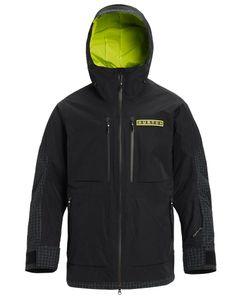 Frostner Jacket True Black / True Black Ripstop