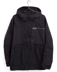 Frostner Jacket True Black